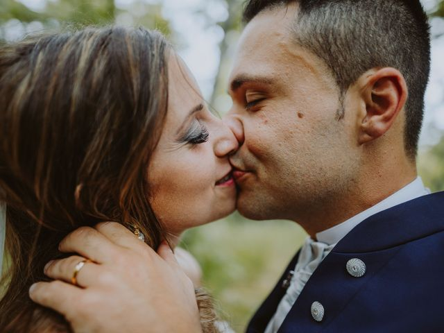 Il matrimonio di Vinicio e Ilaria a Tocco da Casauria, Pescara 147