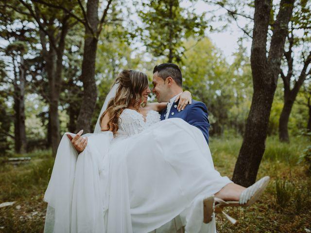 Il matrimonio di Vinicio e Ilaria a Tocco da Casauria, Pescara 148