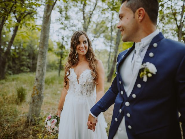 Il matrimonio di Vinicio e Ilaria a Tocco da Casauria, Pescara 151