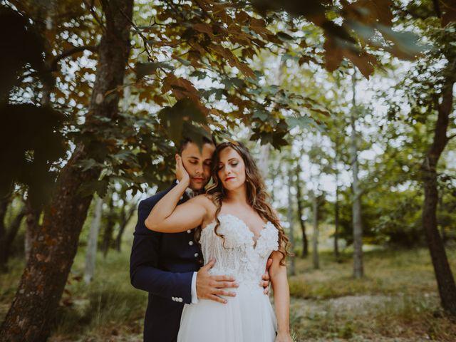 Il matrimonio di Vinicio e Ilaria a Tocco da Casauria, Pescara 154