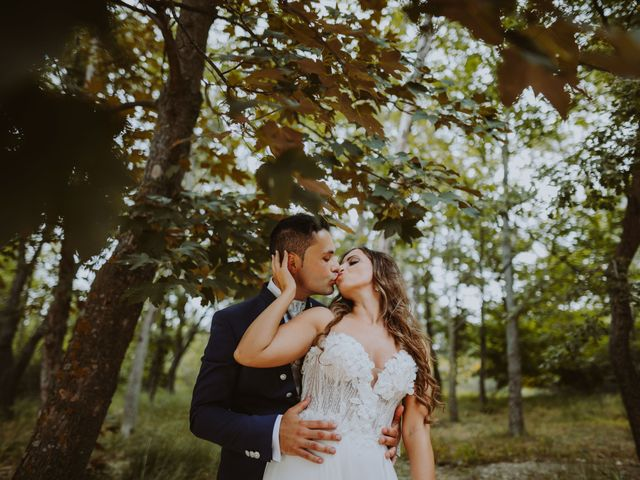 Il matrimonio di Vinicio e Ilaria a Tocco da Casauria, Pescara 155
