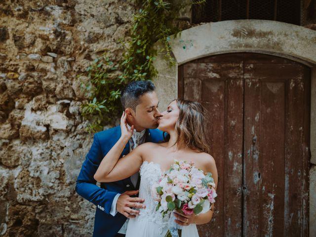 Il matrimonio di Vinicio e Ilaria a Tocco da Casauria, Pescara 157
