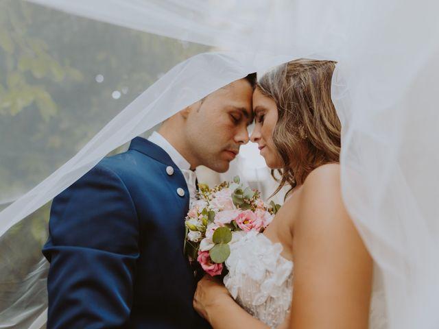 Il matrimonio di Vinicio e Ilaria a Tocco da Casauria, Pescara 159