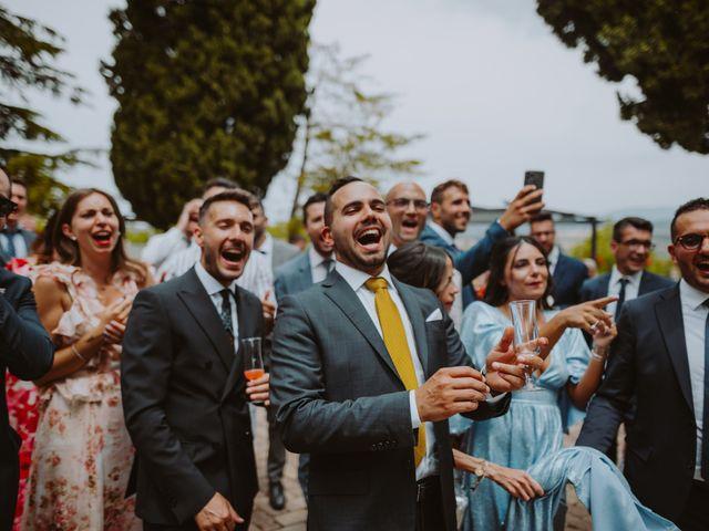 Il matrimonio di Vinicio e Ilaria a Tocco da Casauria, Pescara 161