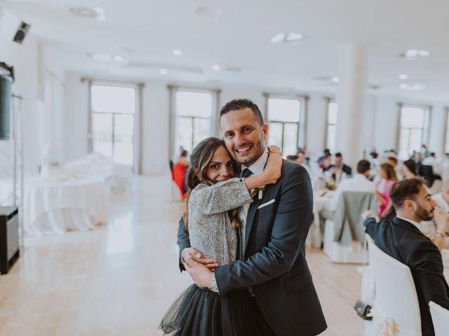 Il matrimonio di Vinicio e Ilaria a Tocco da Casauria, Pescara 163