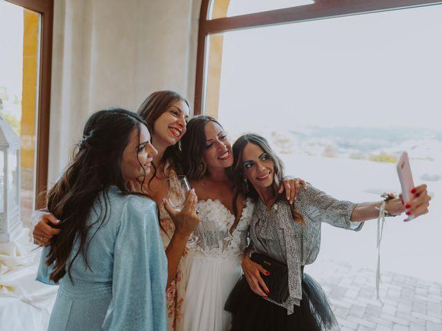Il matrimonio di Vinicio e Ilaria a Tocco da Casauria, Pescara 166