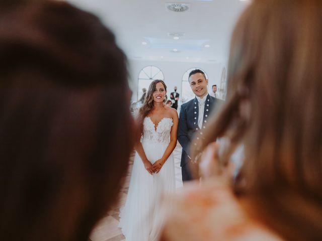 Il matrimonio di Vinicio e Ilaria a Tocco da Casauria, Pescara 167