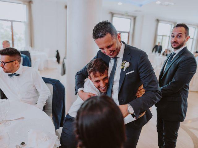 Il matrimonio di Vinicio e Ilaria a Tocco da Casauria, Pescara 170