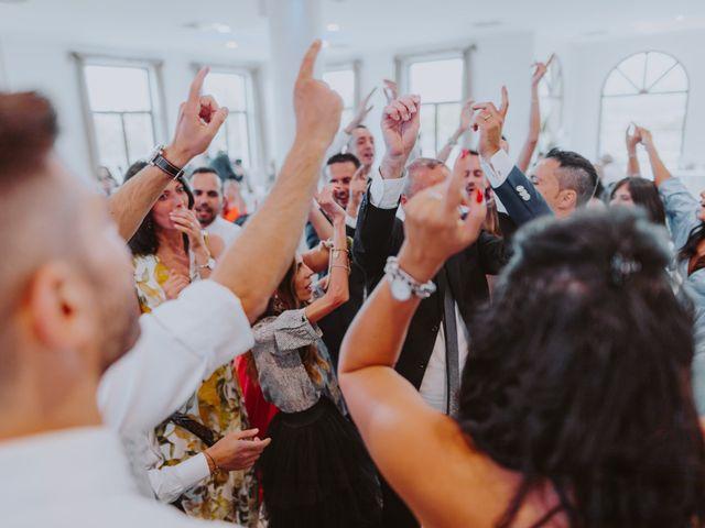 Il matrimonio di Vinicio e Ilaria a Tocco da Casauria, Pescara 172