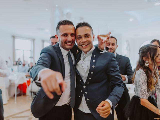 Il matrimonio di Vinicio e Ilaria a Tocco da Casauria, Pescara 173