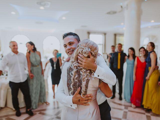 Il matrimonio di Vinicio e Ilaria a Tocco da Casauria, Pescara 178
