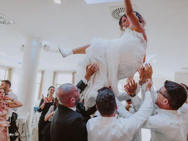 Il matrimonio di Vinicio e Ilaria a Tocco da Casauria, Pescara 180