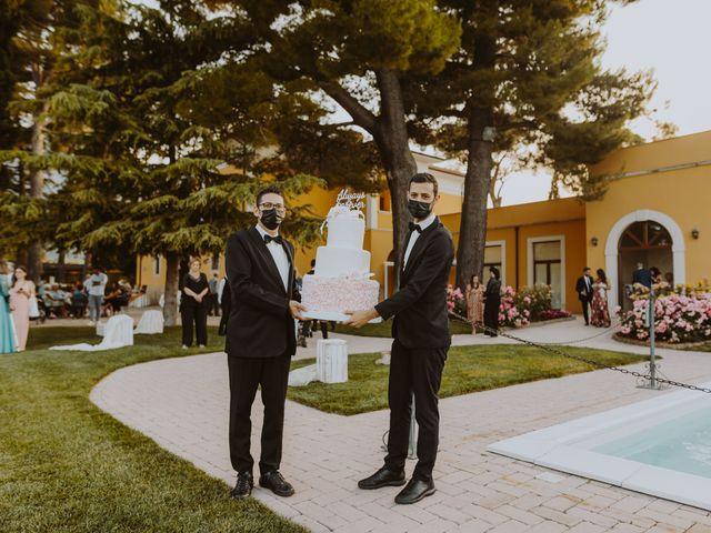 Il matrimonio di Vinicio e Ilaria a Tocco da Casauria, Pescara 183