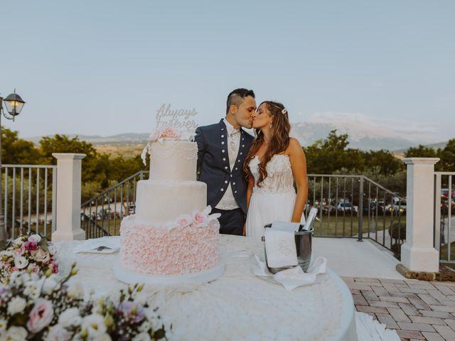 Il matrimonio di Vinicio e Ilaria a Tocco da Casauria, Pescara 184