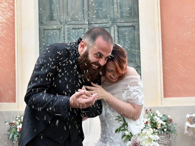 Il matrimonio di Paola e Saverio a Scandiano, Reggio Emilia 6
