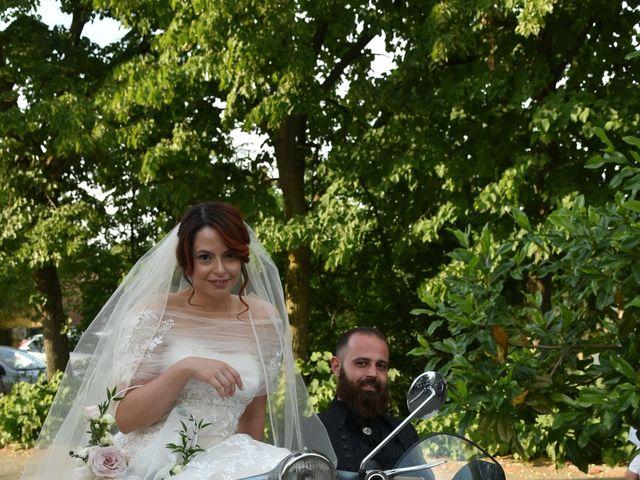 Il matrimonio di Paola e Saverio a Scandiano, Reggio Emilia 8