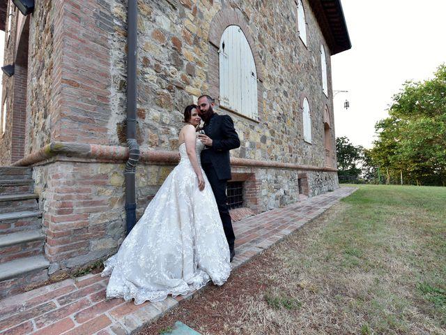 Il matrimonio di Paola e Saverio a Scandiano, Reggio Emilia 15