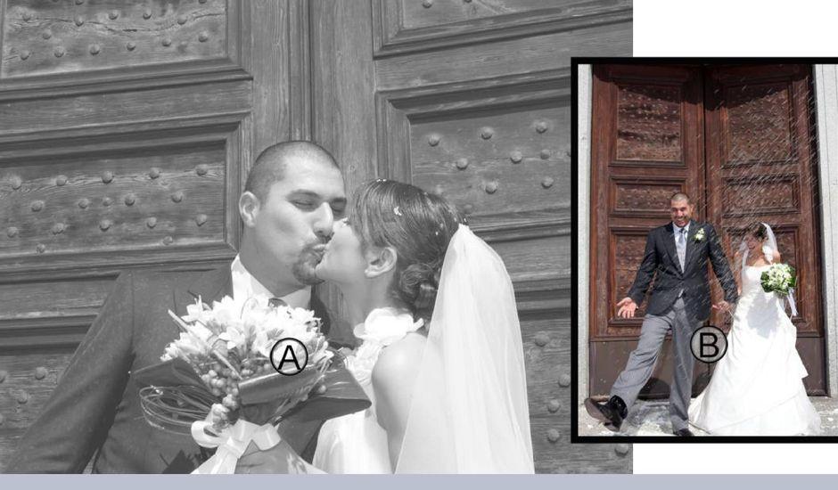 Il matrimonio di Concetta e Giovanni a Solaro, Milano