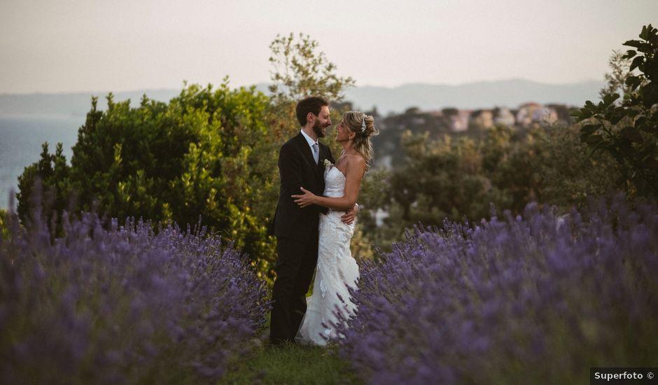 Il matrimonio di Jean e Ylenia a Celle Ligure, Savona