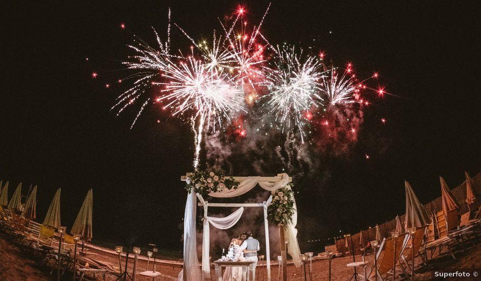 Il matrimonio di Alessandro e Chiara a Albissola Marina, Savona