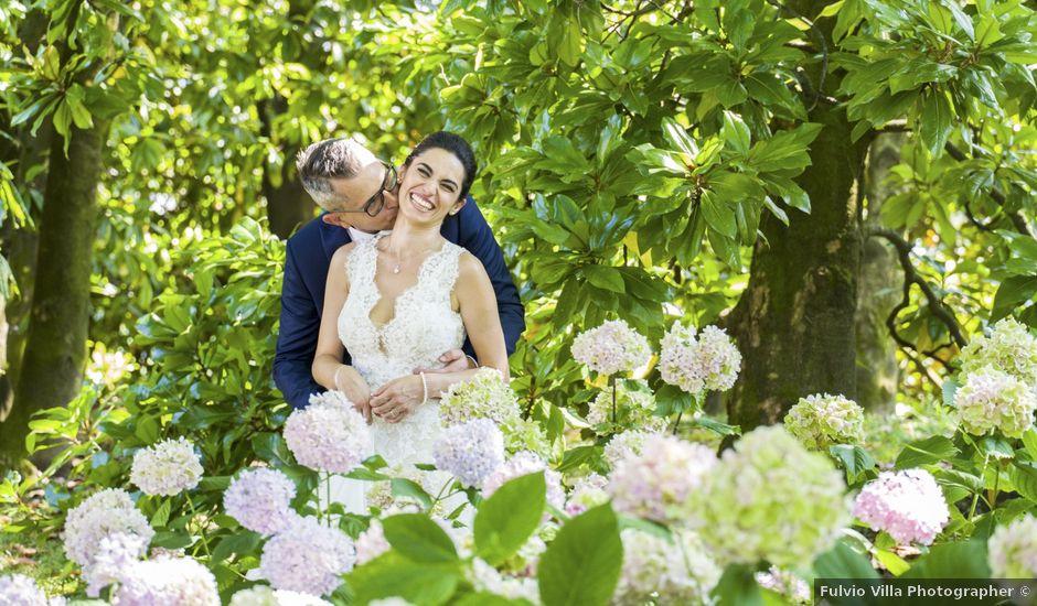 Il matrimonio di Andrea e Jennifer a Caronno Pertusella, Varese