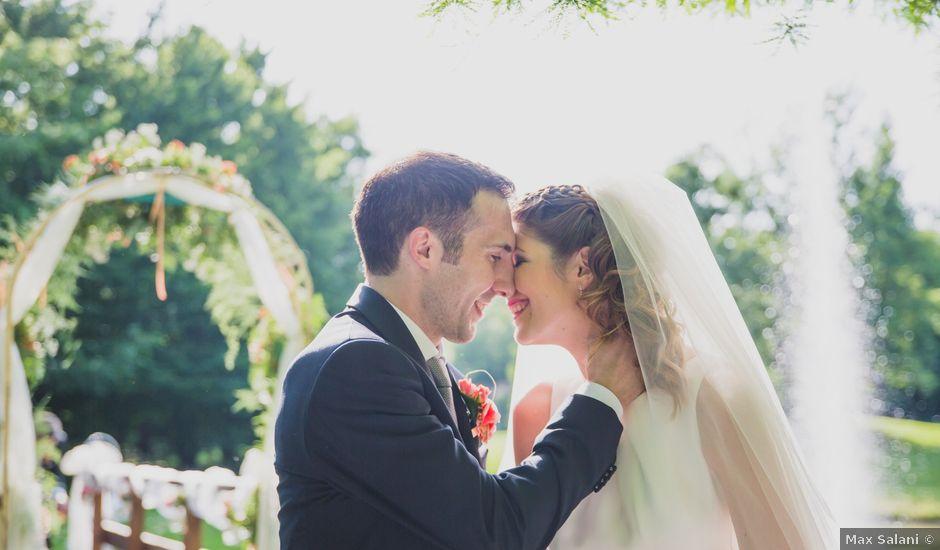 Il matrimonio di Andrea e Sylvie a Castel San Pietro Terme, Bologna
