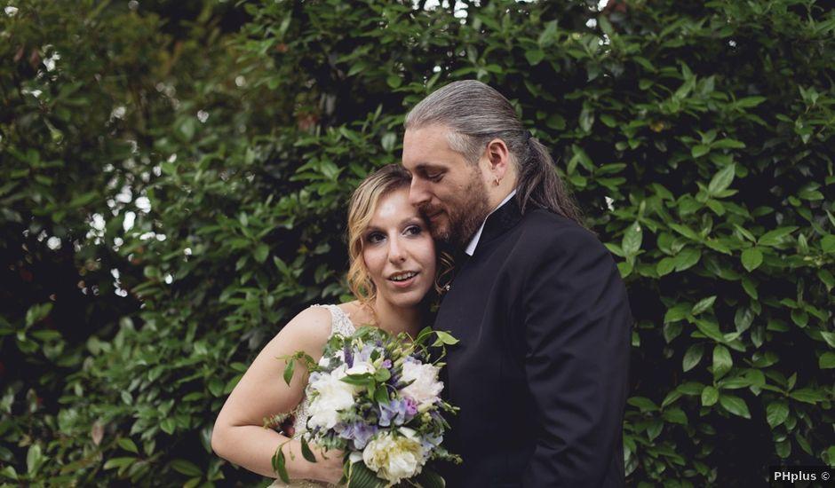 Il matrimonio di Cristian e Genny a Bevilacqua, Verona