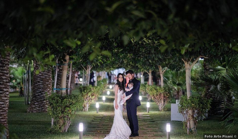 Il matrimonio di Francesco e Rossella a Belvedere di Spinello, Crotone