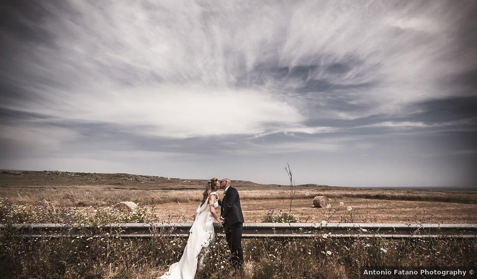 Il matrimonio di Stefano e Olimpia a Otranto, Lecce