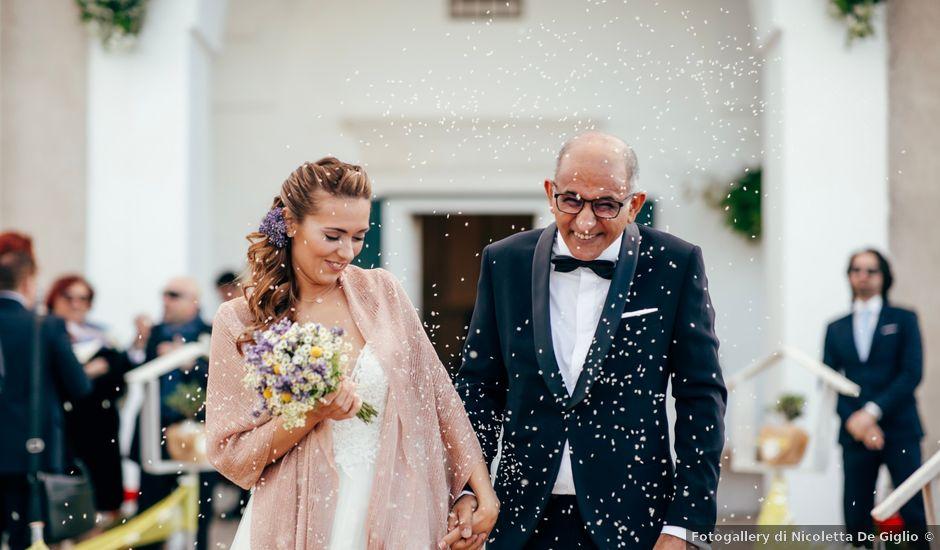 Il matrimonio di Alessia e Sharham a Martina Franca, Taranto