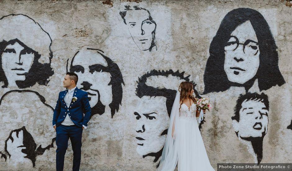 Il matrimonio di Vinicio e Ilaria a Tocco da Casauria, Pescara