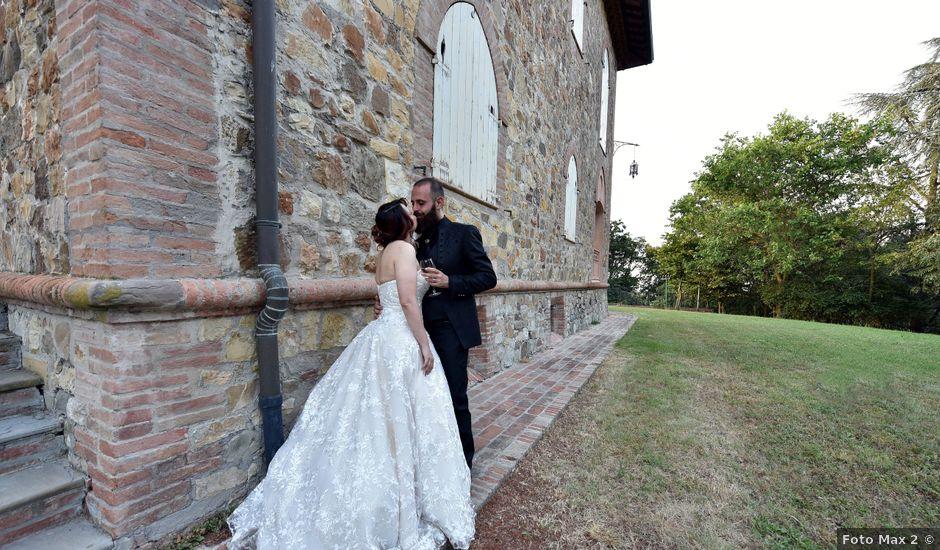 Il matrimonio di Paola e Saverio a Scandiano, Reggio Emilia