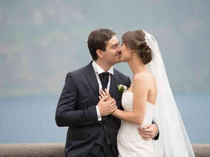 le nozze di Svetlana e Alessandro