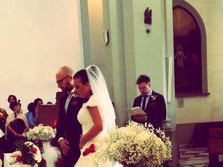 Le nozze di Veronica e Marco 1