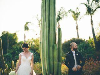 Le nozze di Marcela e Davide