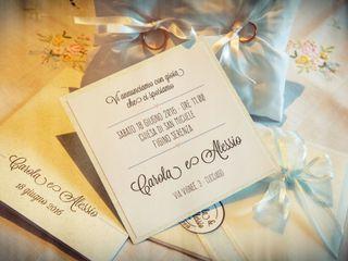 Le nozze di Carola e Alessio 1