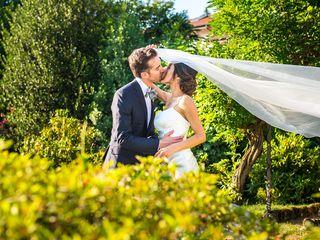 Le nozze di Karla e Stefano