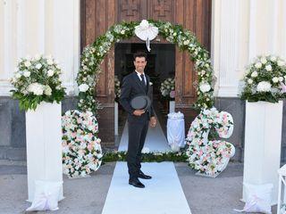Le nozze di Sirio e Jessica 2