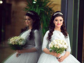Le nozze di Sarah e Sayed 2