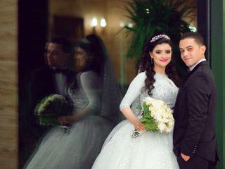 Le nozze di Sarah e Sayed 3