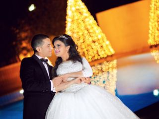 Le nozze di Sarah e Sayed