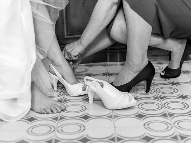 Il matrimonio di Luca e Francesca a Trevignano Romano, Roma 7