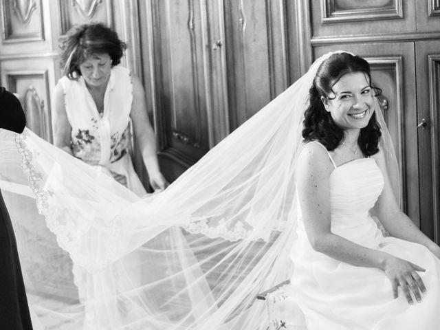 Il matrimonio di Luca e Francesca a Trevignano Romano, Roma 12