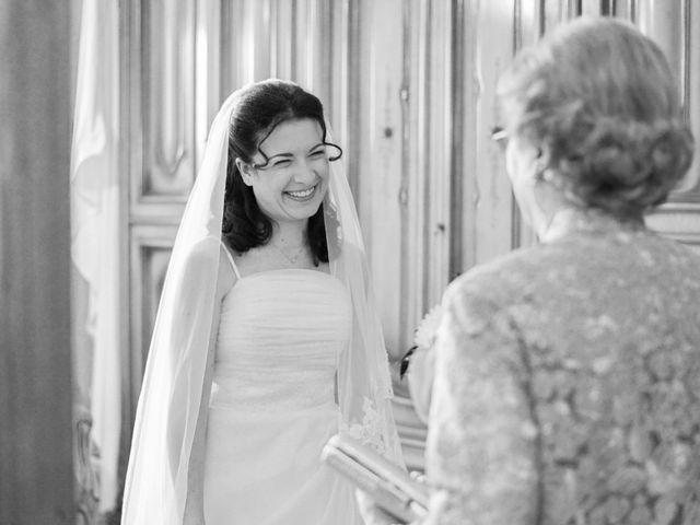 Il matrimonio di Luca e Francesca a Trevignano Romano, Roma 13