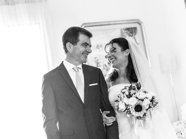 Il matrimonio di Luca e Francesca a Trevignano Romano, Roma 17