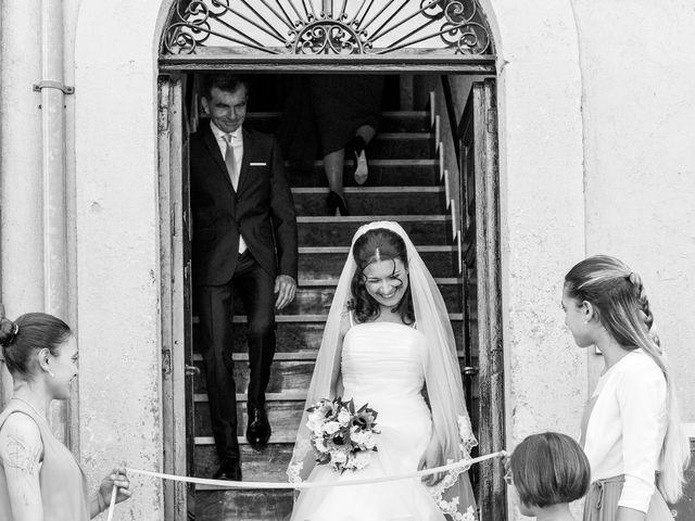Il matrimonio di Luca e Francesca a Trevignano Romano, Roma 18