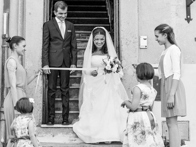Il matrimonio di Luca e Francesca a Trevignano Romano, Roma 19