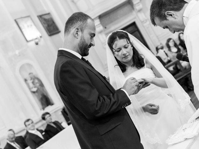 Il matrimonio di Luca e Francesca a Trevignano Romano, Roma 24