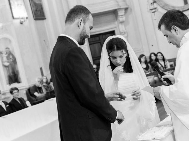 Il matrimonio di Luca e Francesca a Trevignano Romano, Roma 25