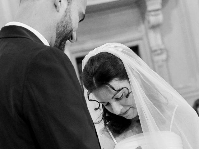 Il matrimonio di Luca e Francesca a Trevignano Romano, Roma 26